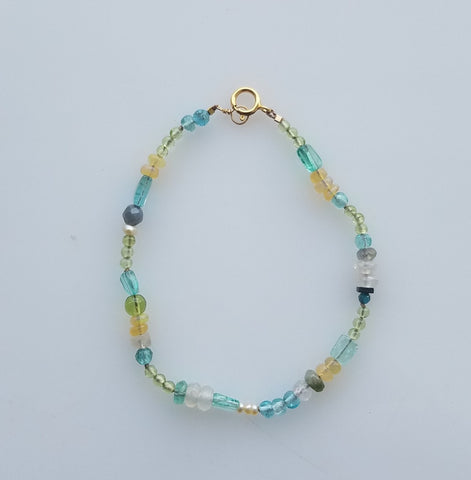 Opals and apetite bracelet