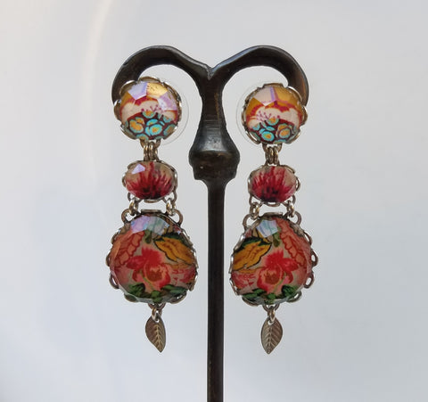 Delicious earrings