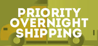 Priority Overnight Shipping