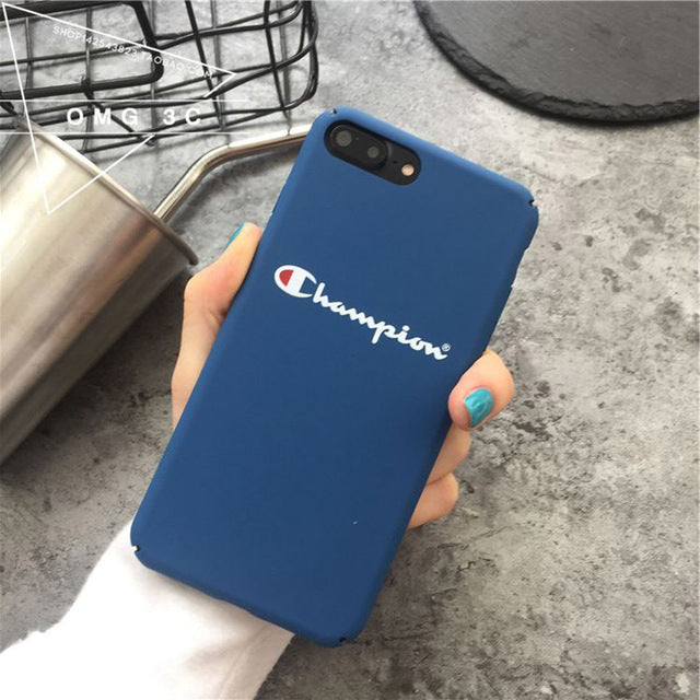 coque champion iphone xr