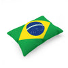 National Pride & Flags Pillowcase, Brazil (A Auriverde)