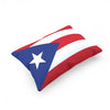 National Pride & Flags Pillowcase, Puerto Rico