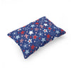 Americana Pillowcase, Stars and Stripes