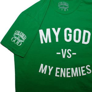 "MGVME ""Green With Envy"" Tee"