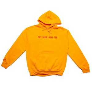 "CBG ""They Hated Jesus Too"" Hoodie"