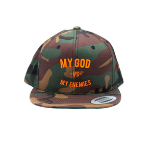 MGVME Army Fatigue Snapback
