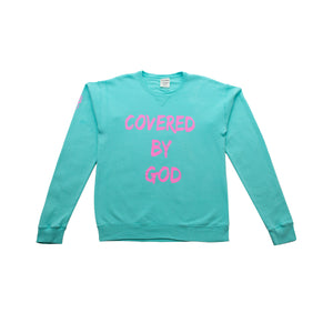 Covered By God Crewneck