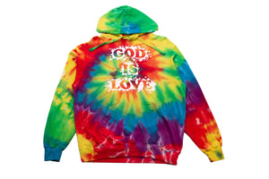 "CBG ""GOD IS LOVE"" HOODIE"