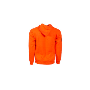 MGVME Safety Orange Hoodie
