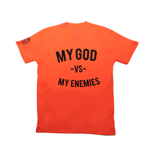 MGVME 'SUNSET ORANGE' TEE