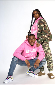 MGVME 'CANCER AWARENESS' HOODIE