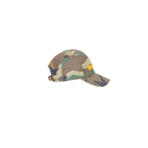 I'm Just Out Here Trusting God Camo Dad Hat