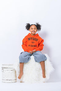 MGVME 'CHANNEL ORANGE' HOODIE YOUTH