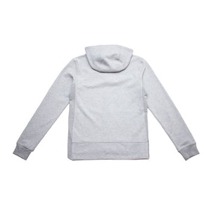 COVERED BY GOD ATHLETIC HOODIE- GREY