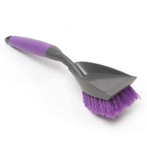 LITTER BOX CLEANING BRUSH