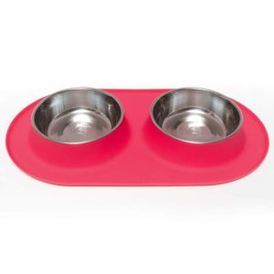 SILICONE DOUBLE FEEDER