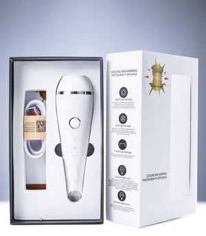 BLISS LED Photon Anti-Aging Device with Serum