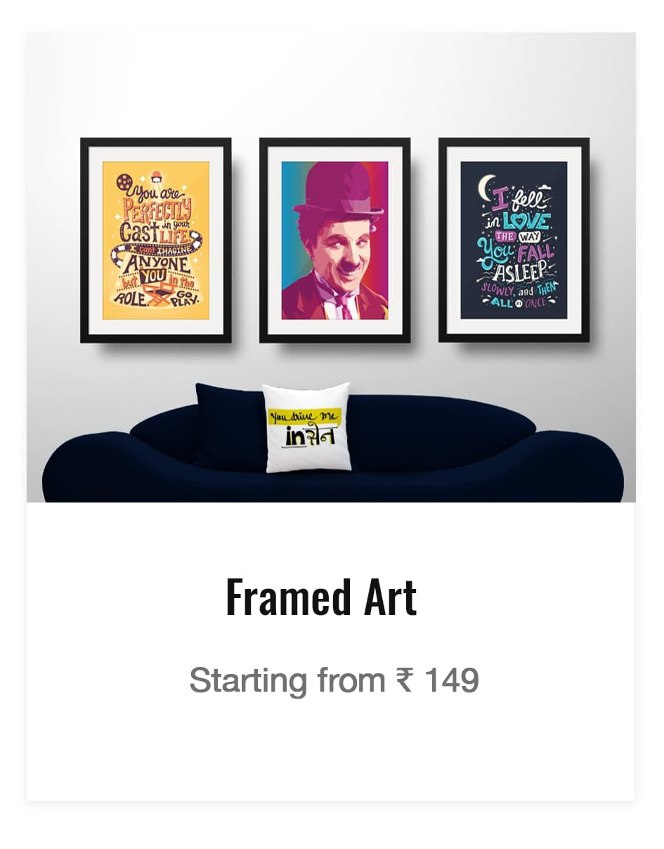 Framed Art GetArt