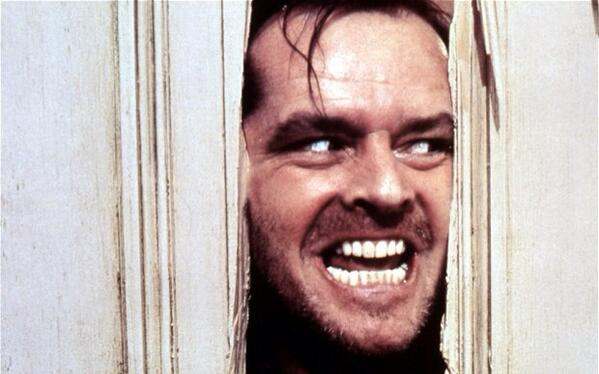 The Shining Scary Movie Scary Creepy Best