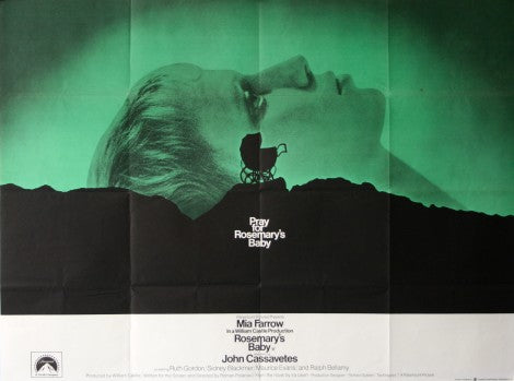 Rosemary's Baby Scary Creepy Horror Best