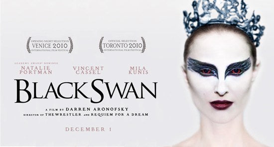 Black Swan Scary Movie Best