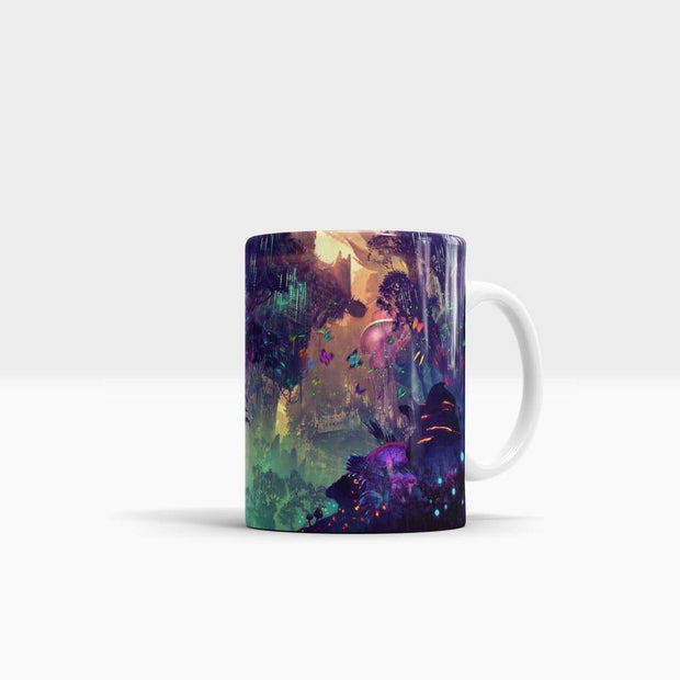 The New Age- High Quality Fantasy Art Coffee Mug-Coffee Mug-GetArt