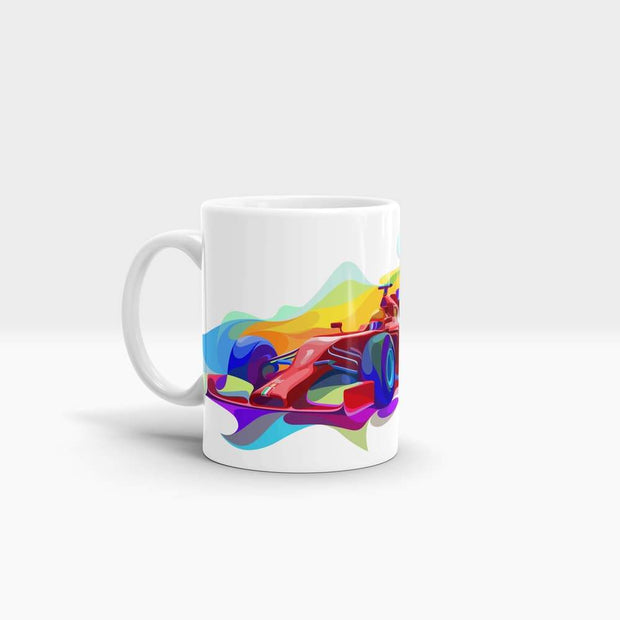 Split - High Quality Art Coffee Mug-Coffee Mug-GetArt