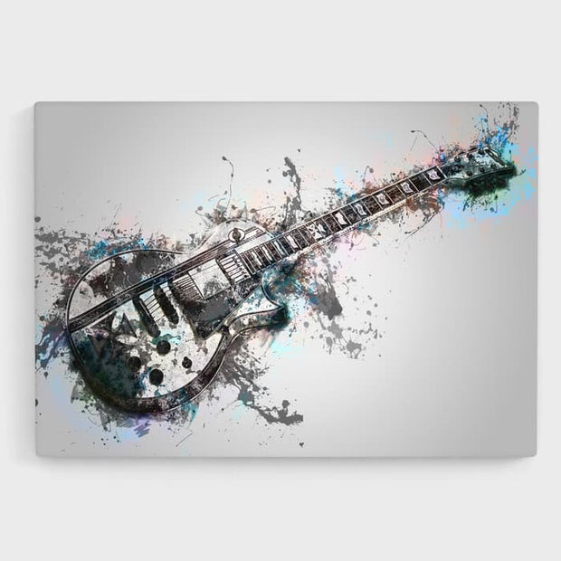 Major Scale - High Quality High Quality Stretched Canvas For Your Wall