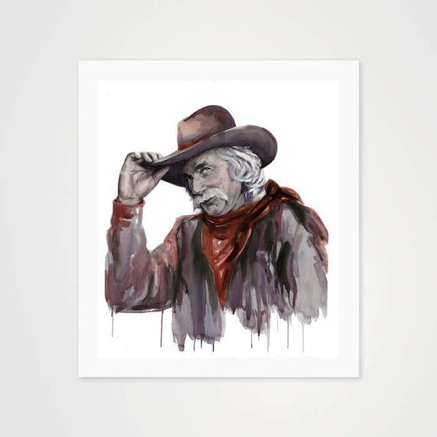 Howdy - High Quality Art Print For Your Wall-Art Prints-GetArt