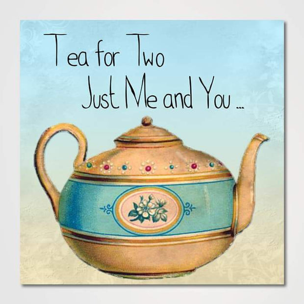 Tea For Two-Canvas-GetArt