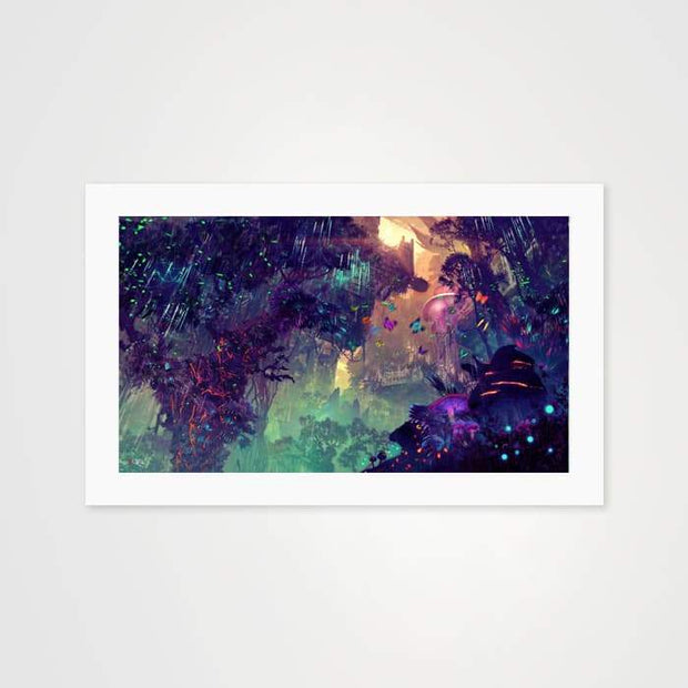 The New Age- High Quality Fantasy Art For Your Wall-Art Prints-GetArt