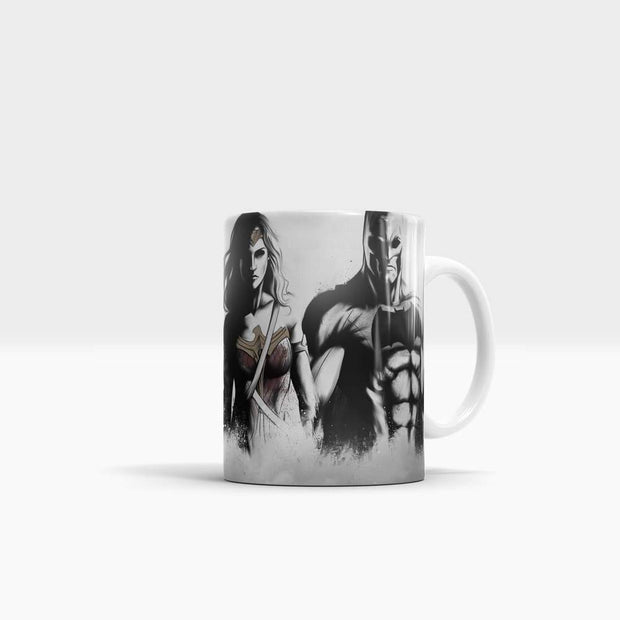 Dawn Of Justice - High Quality Pop Art Coffee Mug-Coffee Mug-GetArt