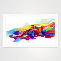 Split - High Quality Art Print For Your Wall