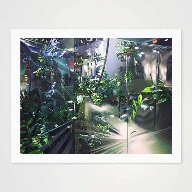 Paradise Not Lost - Nature Inspired Art Print For Your Wall-Art Prints-GetArt