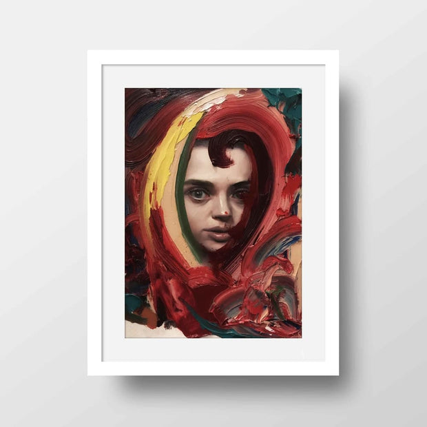 Thyself - High Quality Framed Mounted Art Print For Your Wall