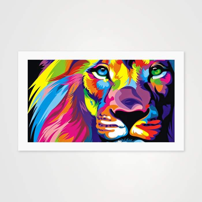 Pride - Nature Inspired Art Print For Your Wall