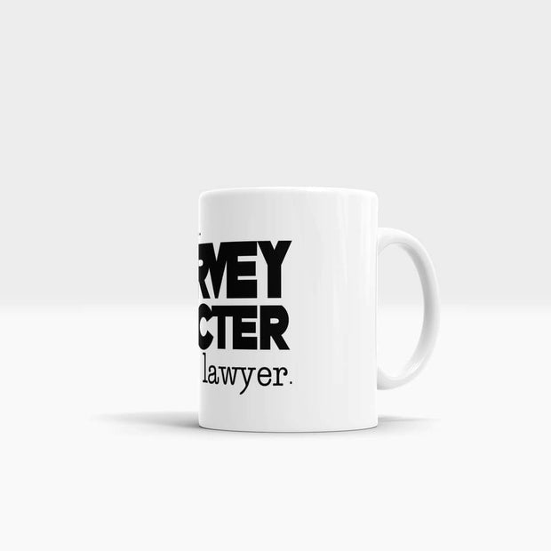 Harvey Specter Is My Lawyer - High Quality Suits Art Coffee Mug-Coffee Mug-GetArt