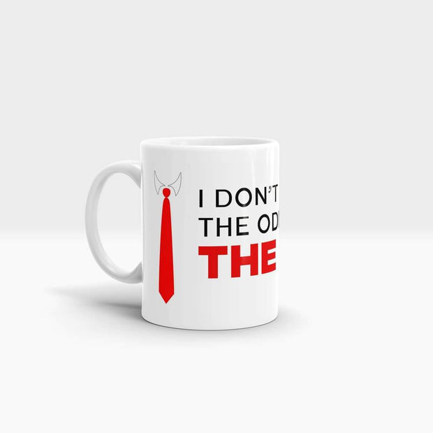 I Play The Man - High Quality Suits Art Coffee Mug-Coffee Mug-GetArt