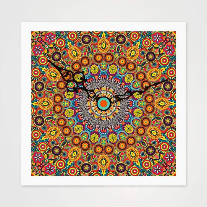 A Moment At A Time - High Quality Art Pattern For Your Wall