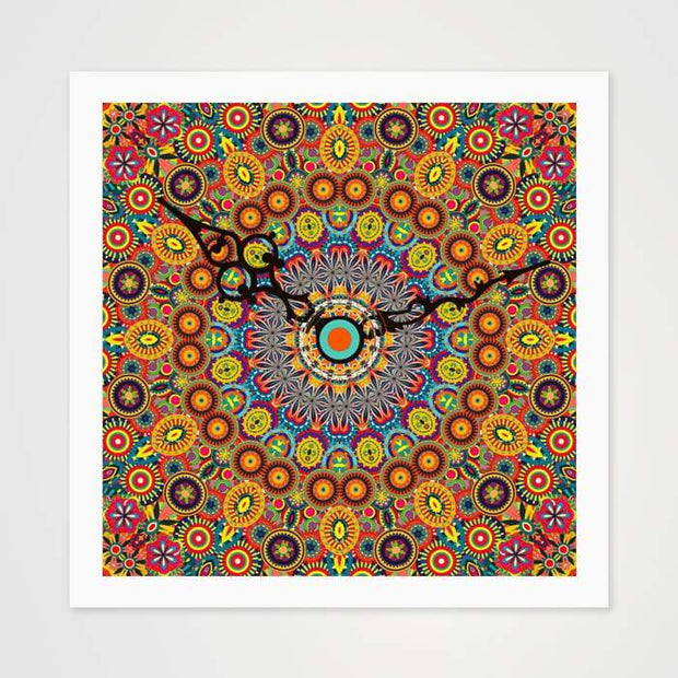 A Moment At A Time - High Quality Art Pattern For Your Wall-Art Prints-GetArt
