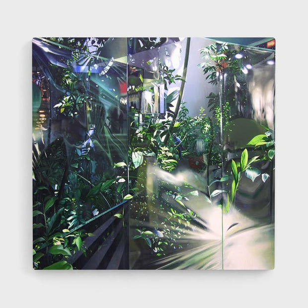 Paradise Not Lost - Nature Inspired High Quality Stretched Canvas For Your Wall