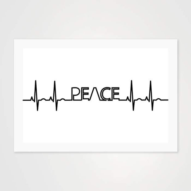 Peace - High Quality Art Print For Your Wall-Art Prints-GetArt