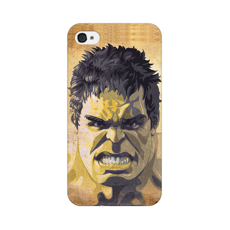 Apple iPhone 4 Hulk Phone Cover & Case
