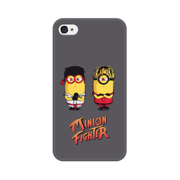 Apple iPhone 4 Minion Fighters Phone Cover & Case