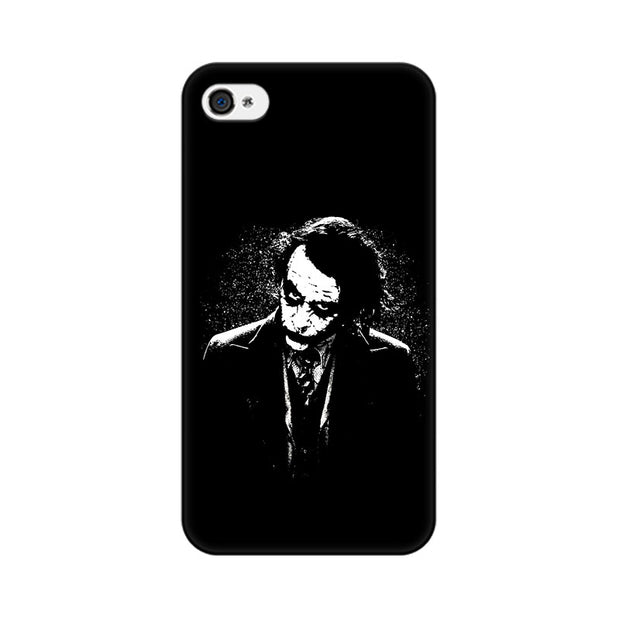 Apple iPhone 4 The Joker Art Phone Cover & Case