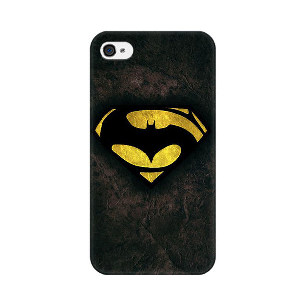 Apple iPhone 4 Batman Vs Superman Dawn Of Justice Phone Cover & Case