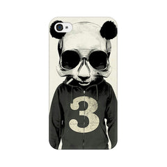 Apple iPhone 4 Cool Panda Phone Cover & Case