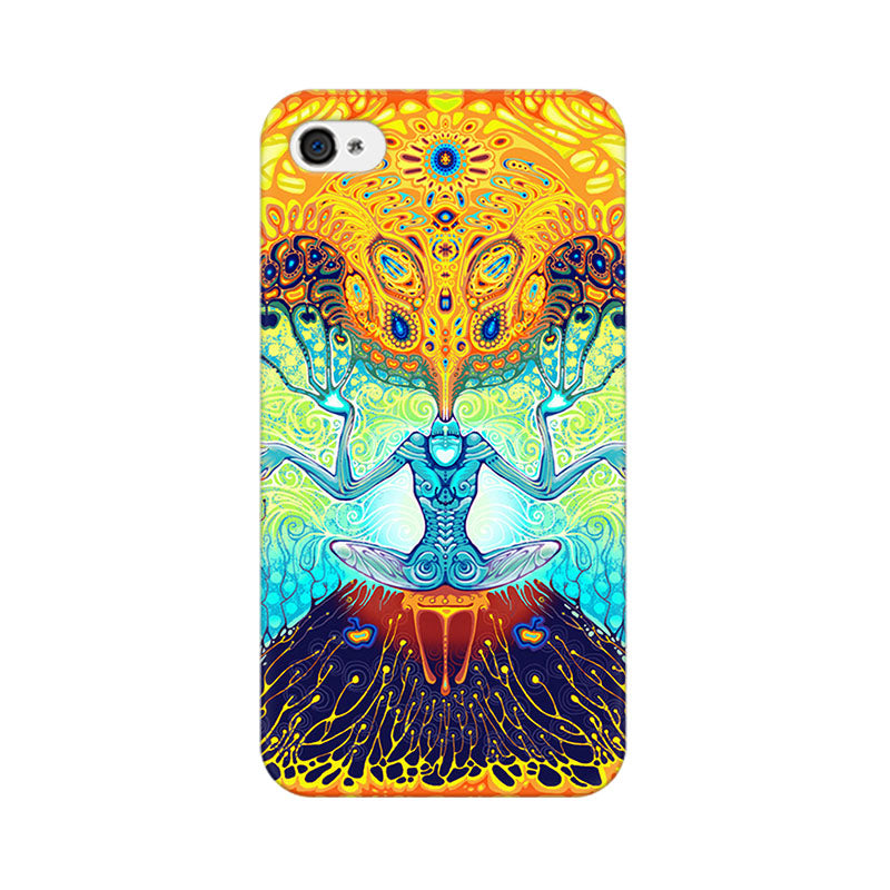 Apple iPhone 4 Ego Painting Phone Cover & Case