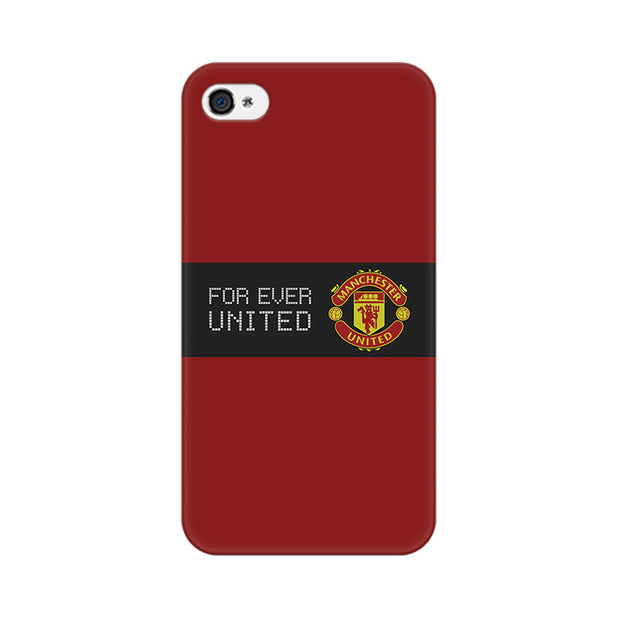 Apple iPhone 4 Forever United Phone Cover & Case