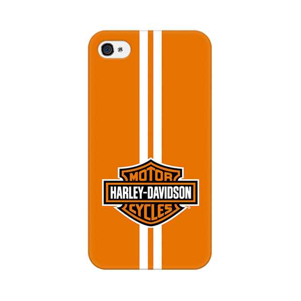 Apple iPhone 4 Harley Davidson Phone Cover & Case